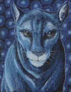 Panther ©2013 by Jane Zich